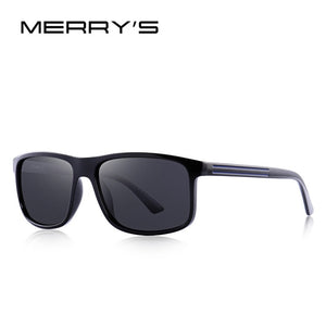 MERRYS DESIGN Men Classic Polarized Sunglasses Ultra-light Series UV400 Protection