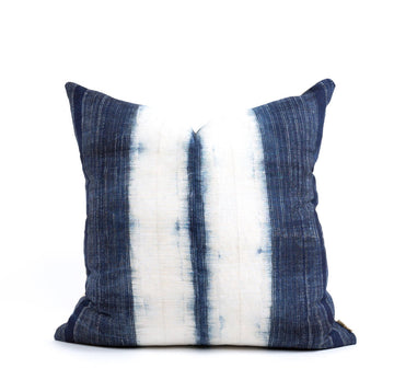 Deep Blue Thai Pillow