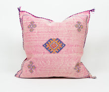 Pink Moroccan Euro Pillow