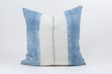 Light Blue Thai Pillow