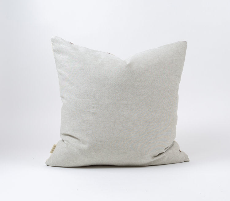Indigo & White Pillow