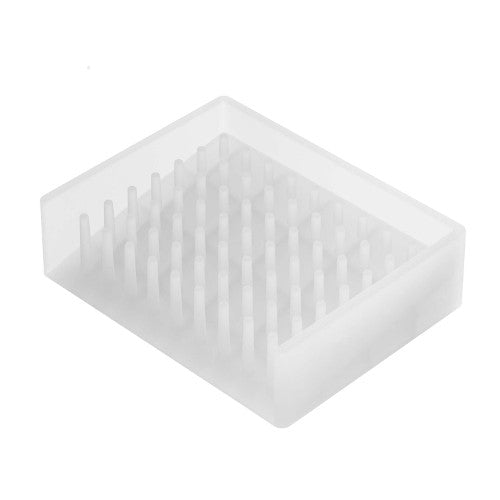 Yamazaki Home - Float Self Draining Soap Tray Clear