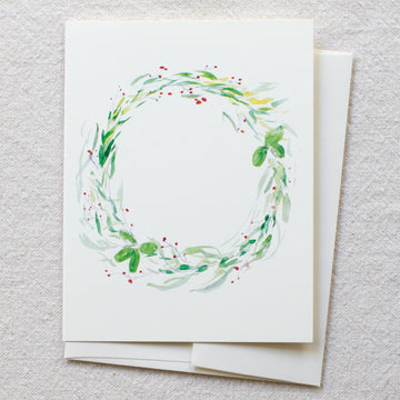 Isa Salazar - Holiday Wreath
