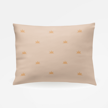 Muse California Peach Sunburst Pillowcase - Pair of Two