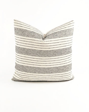Striped Stitched Pillow