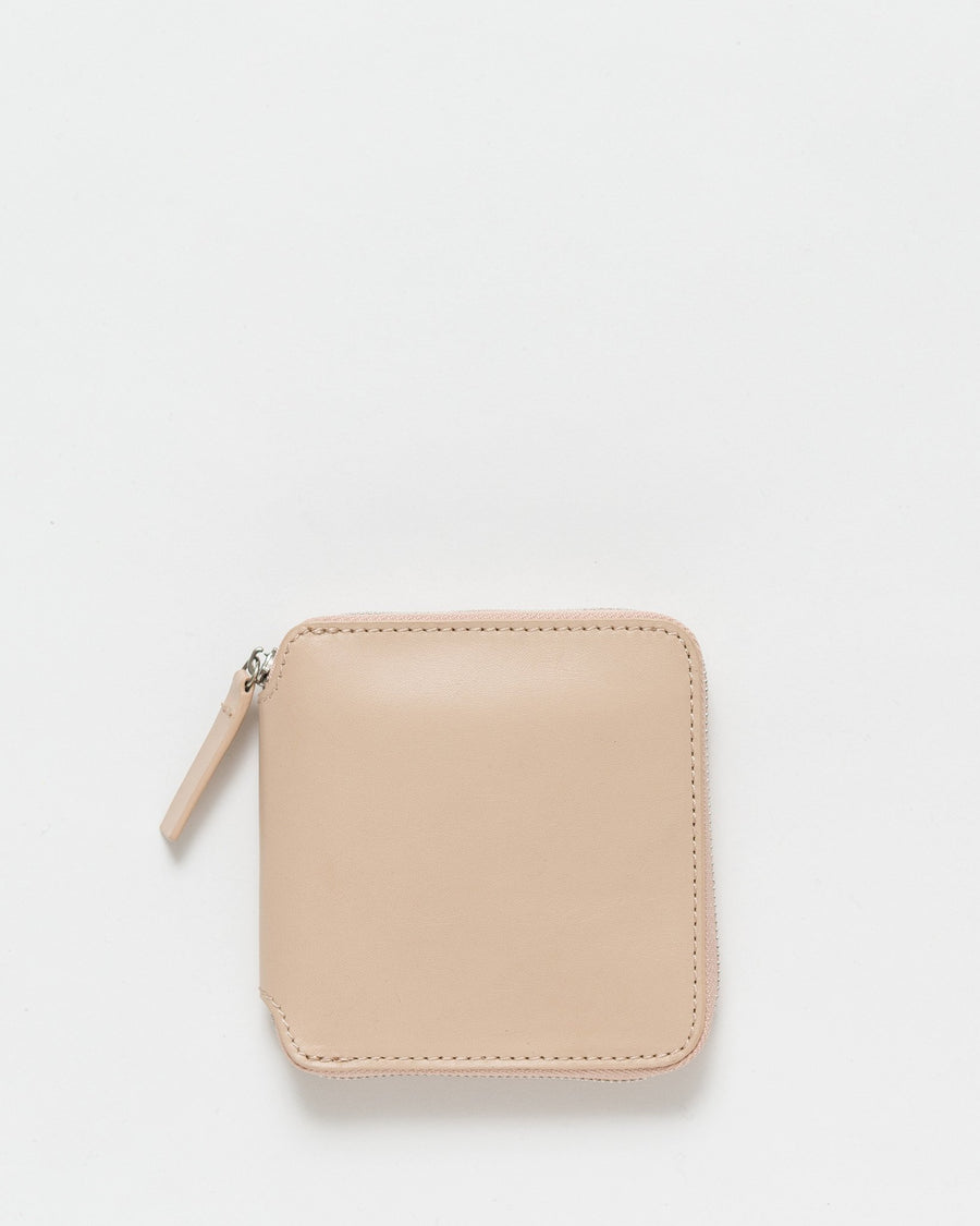 Square Wallet - Fawn