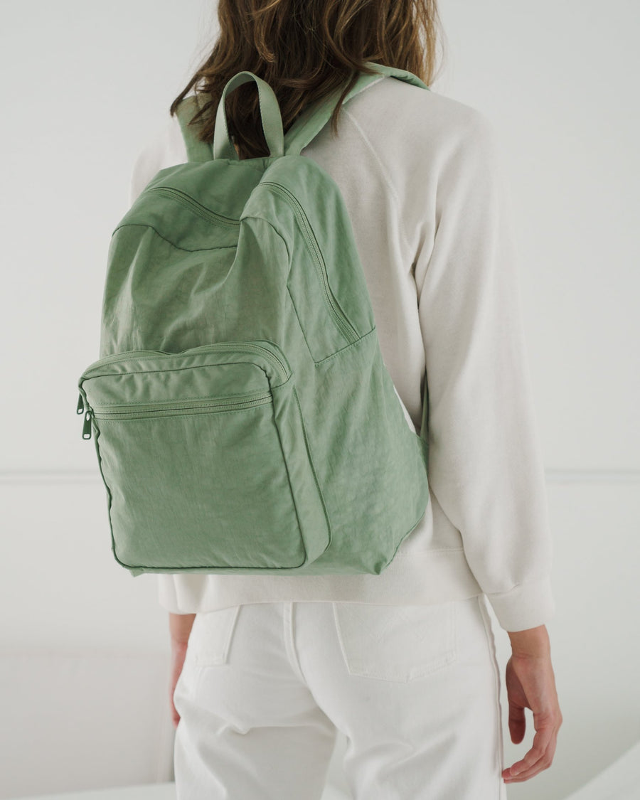 Venice Backpack - Sage Green