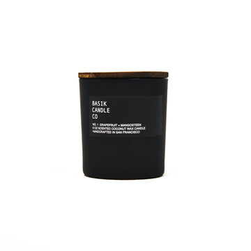 No. 1 Grapefruit + Mangosteen 6 oz candle
