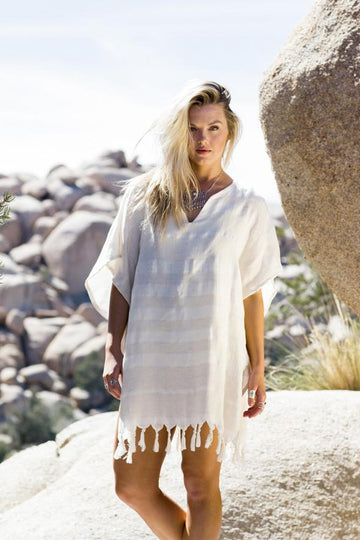 Hava Tunic - Natural