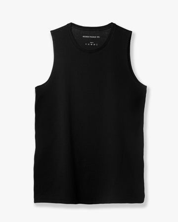 Women's Muscle Tee - Black