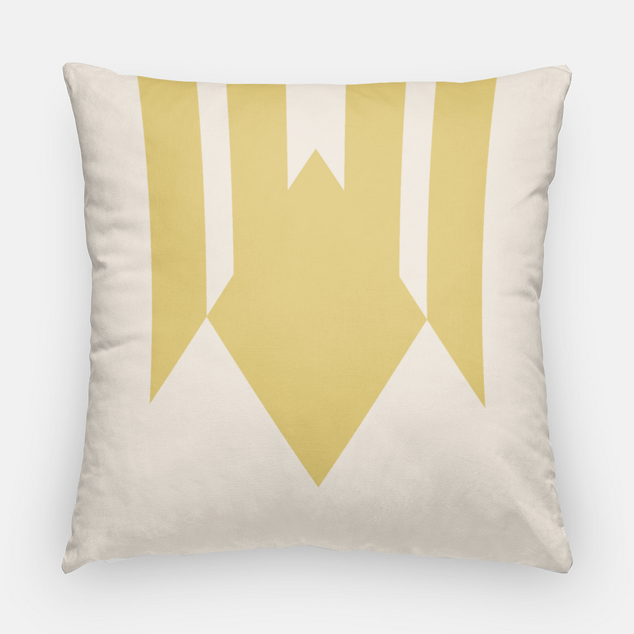 Muse California Mojave Pillow - Mustard