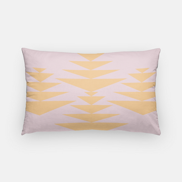 Mojave Lumbar Pillow - Sunset