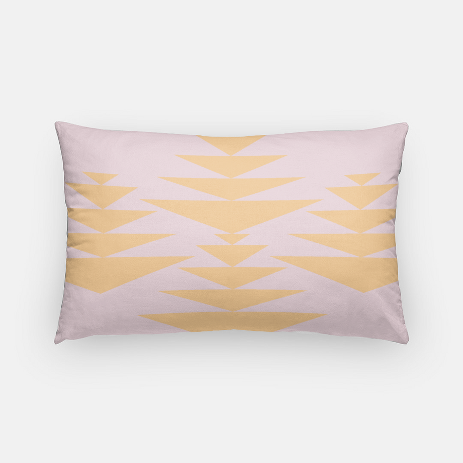 Muse California Mojave Lumbar Pillow - Sunset