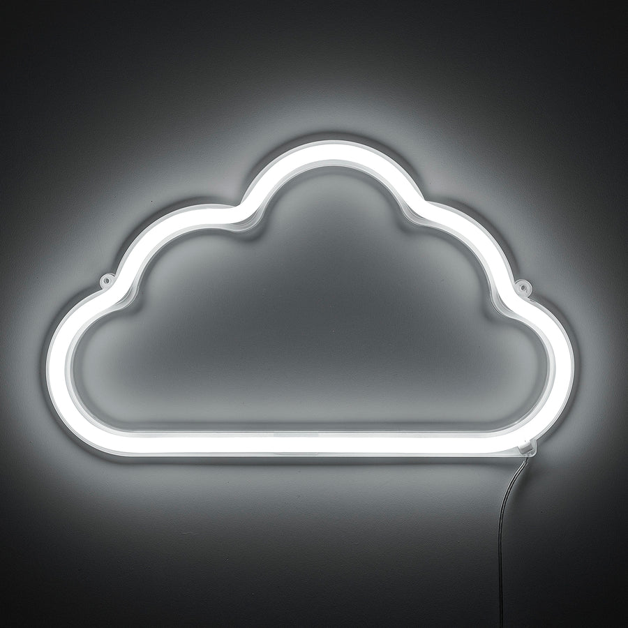 Amped & Co - LED Neon Cloud Wall Light