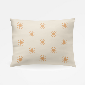 Muse California Sunrays Pillowcase - Pair of Two