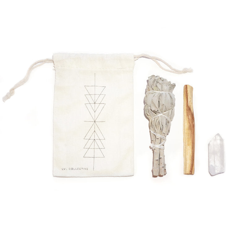 Good Vibes Ritual Kit