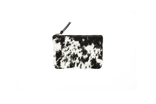 Salt + Pepper Zip Wallet