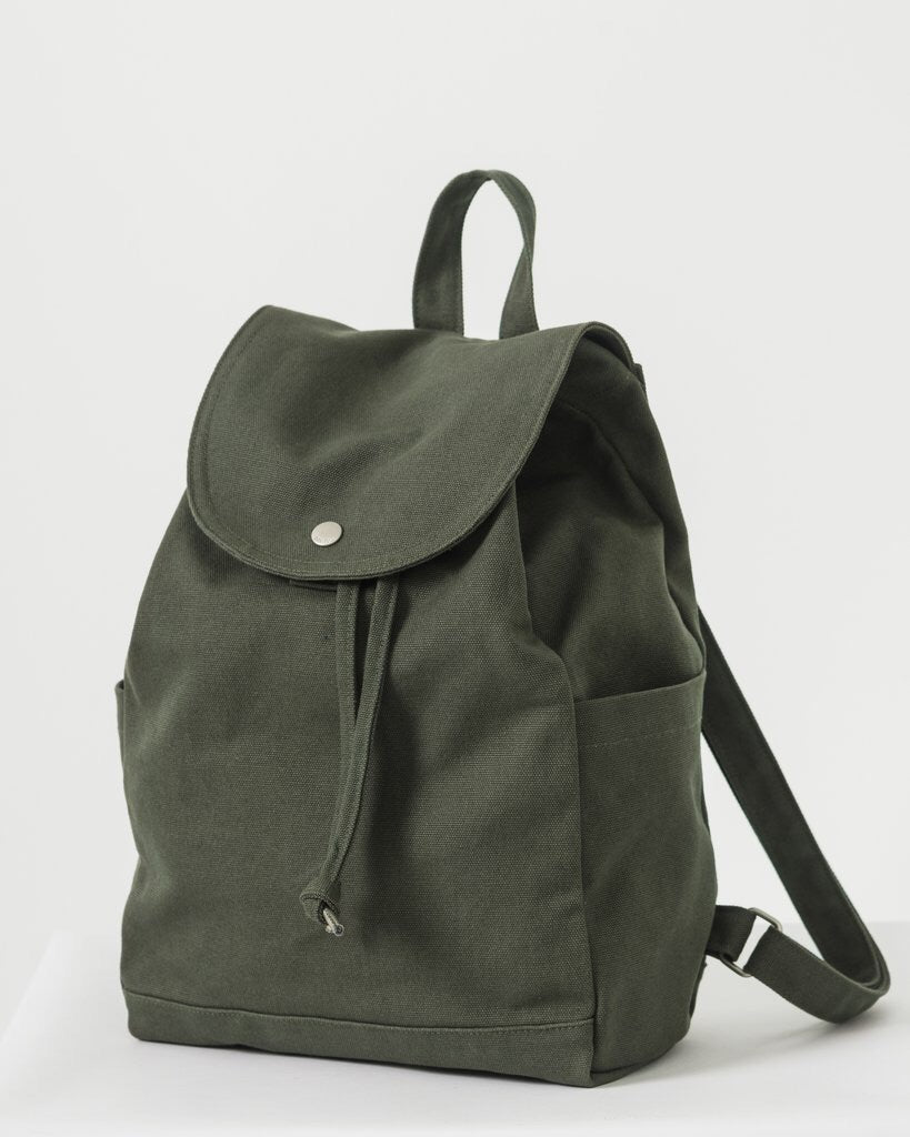 Highland Park Backpack - Olive