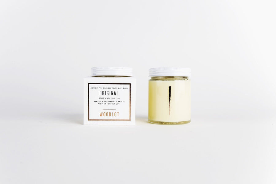 Woodlot Candle 8oz