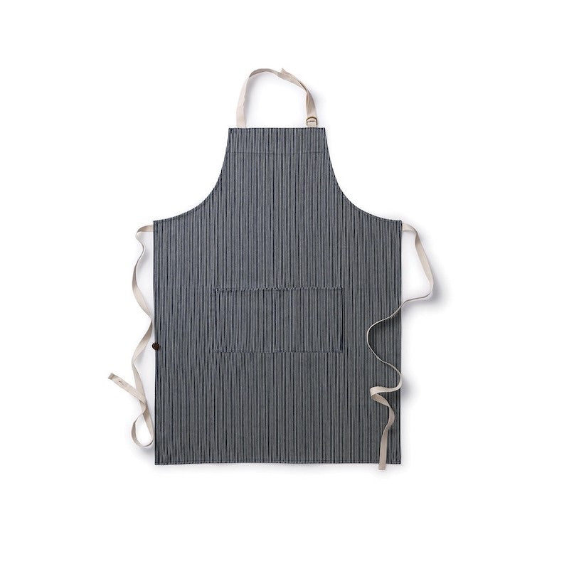 Organic Cotton Stripe Apron