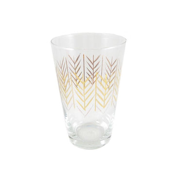 Golden Arrow Glass
