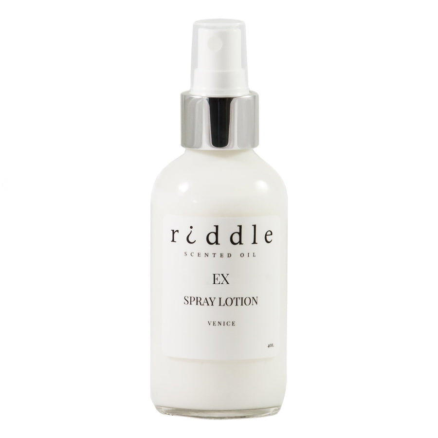 Riddle Oil Ex Lotion