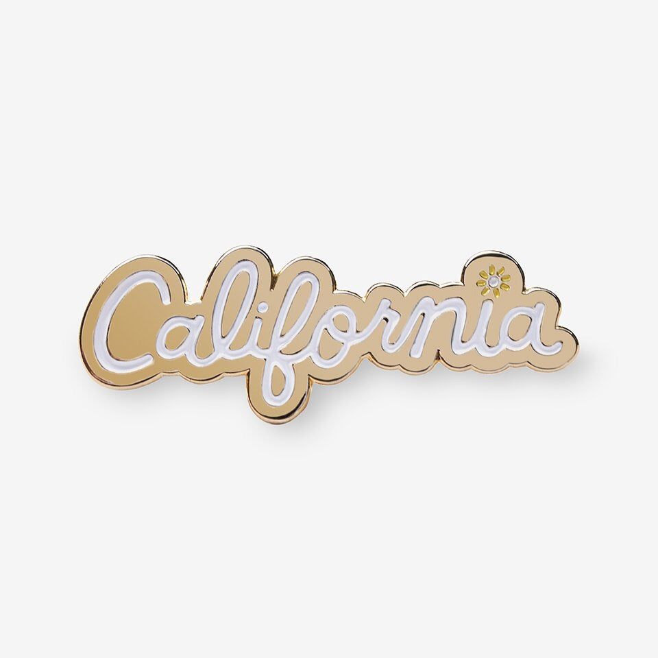 California Pin