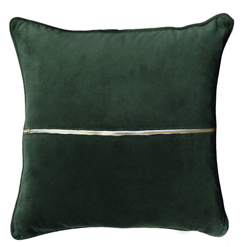 Square Velvet Pillow
