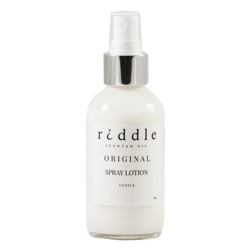 Riddle Oil Original Lotion