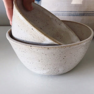 Rustic Cereal Bowl