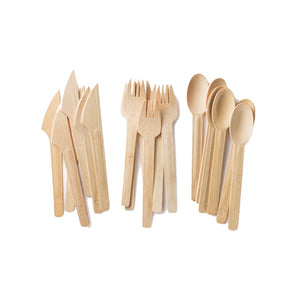 Bamboo Veneerware Fork Set of 250