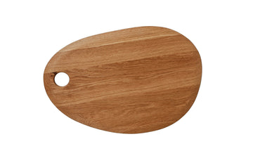 Simple Oak Cutting Board