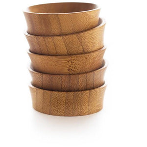 Bamboo Condiment Cup