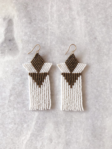Desert Gold Earrings
