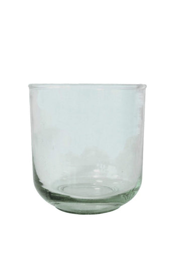 Glass Tumbler Wide