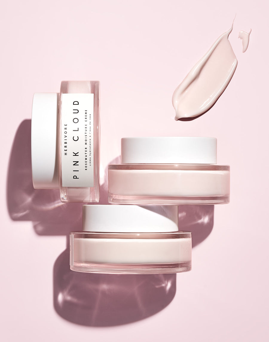 Pink Cloud Rosewater Moisture Cream