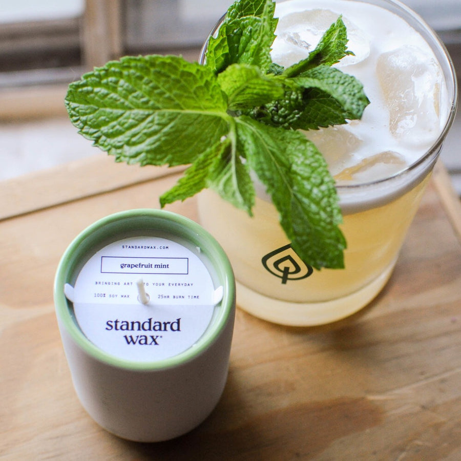 Grapefruit Mint Candle 3.5 oz