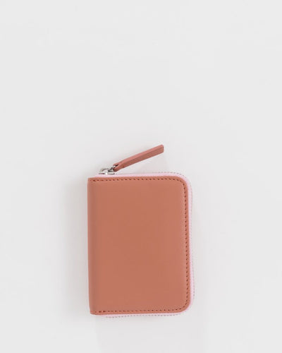 Small Wallet - Terracotta