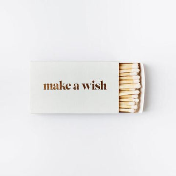 Make a Wish Statement Matches