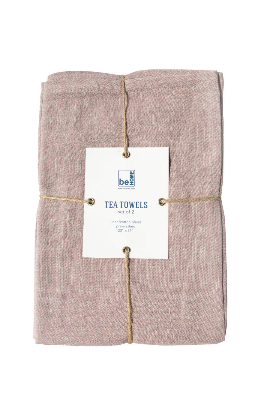 Simple Linen Tea Towels