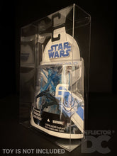 Load image into Gallery viewer, Star Wars The Clone Wars 3.75 Inch Figure Display Case