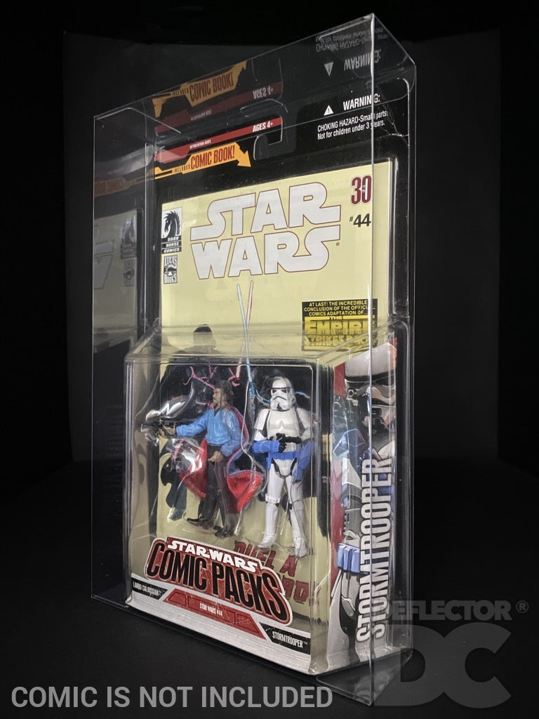 Star Wars Comic Packs Display Case