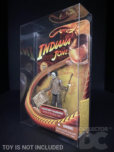 Indiana Jones 3.75 Inch Figure Display Case