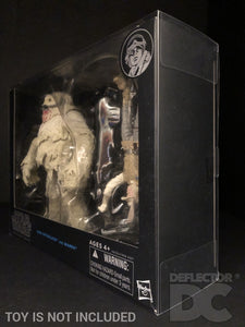 Star Wars The Black Series 6 Inch Luke Skywalker & Wampa Display Case