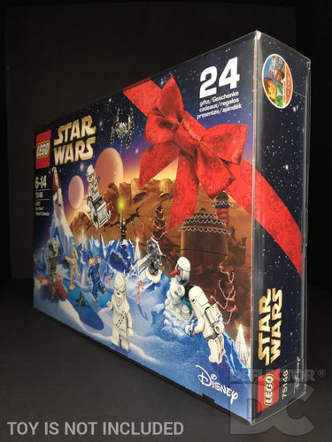 Lego Advent Calendar Display Case
