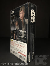 Load image into Gallery viewer, Star Wars Bandai S.H. Figuarts Han Solo ANH Display Case