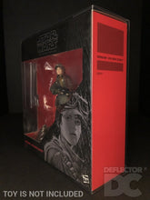 Load image into Gallery viewer, Star Wars The Black Series 6 Inch Sergeant Jyn Erso Eadu Display Case