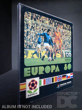 Load image into Gallery viewer, Panini Football Euro Album Display Case