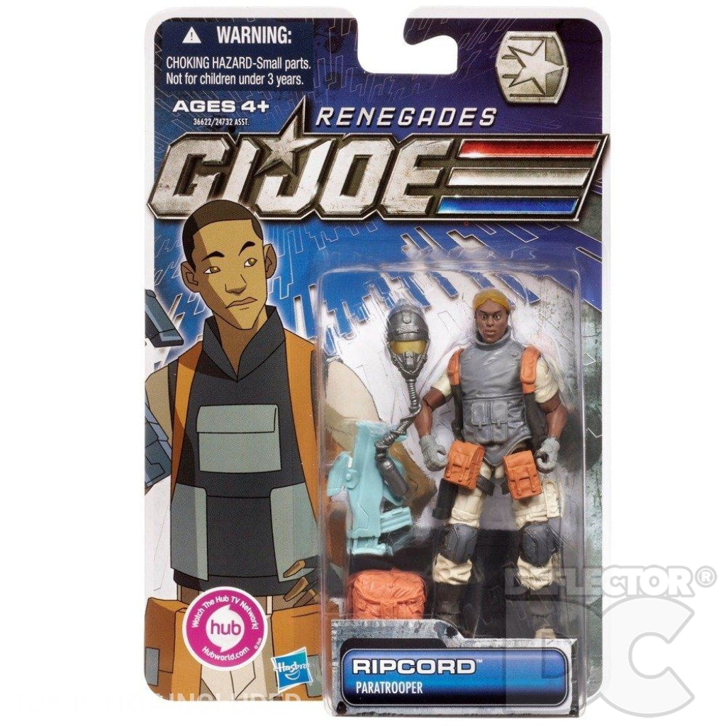 G.I. Joe 30th Anniversary Carded Figure Display Case