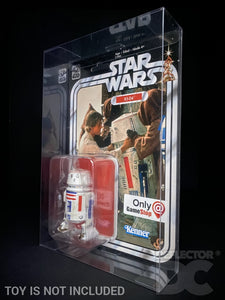 Star Wars 40th Anniversary R5-D4 Figure Display Case